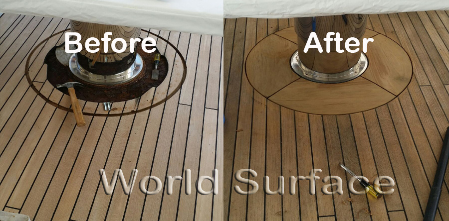Boat Flooring  